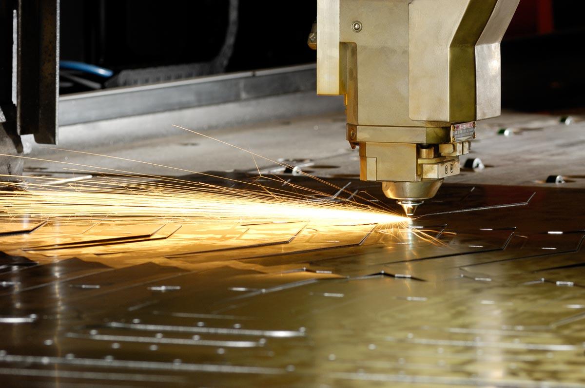 Laser Cutting Fabricating