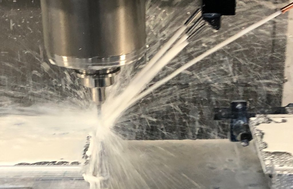 CNC Machining Services - Milling
