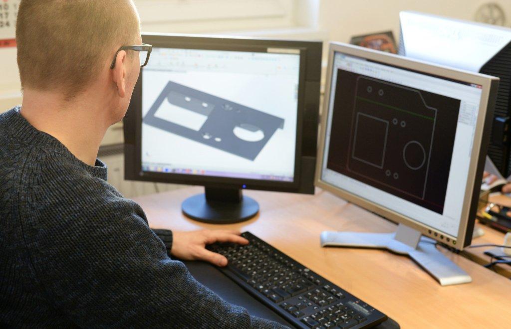 prototyping fabricating design