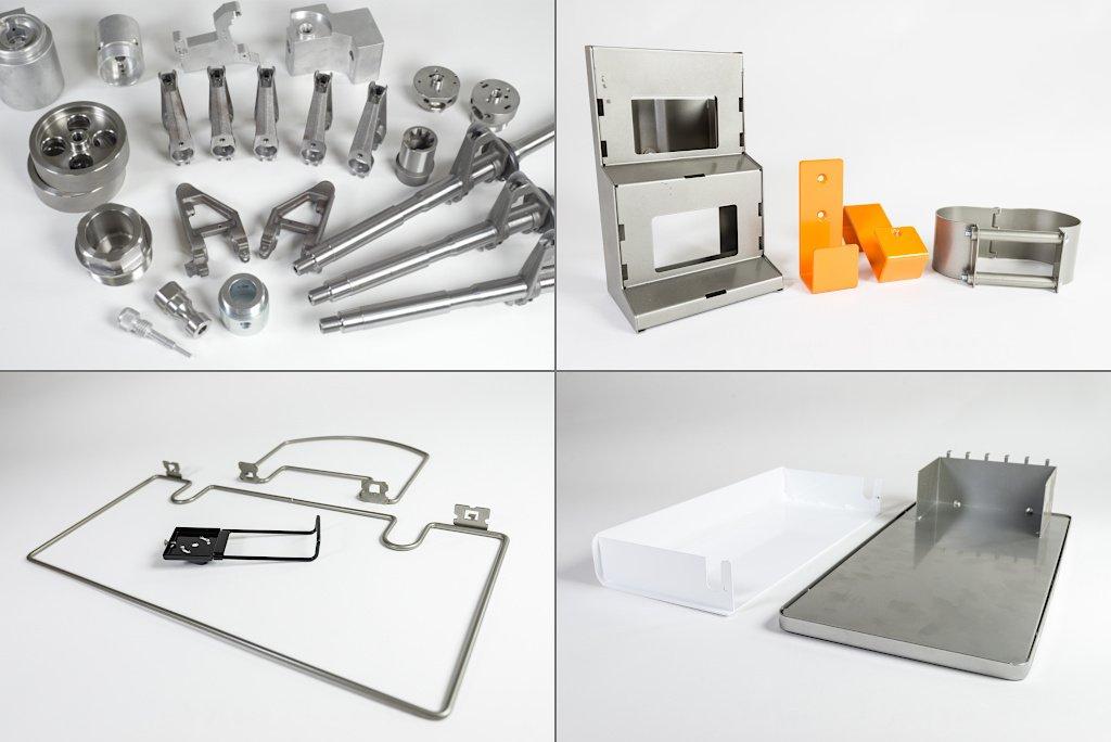 Machining & Sheet Metal Fabrication Products