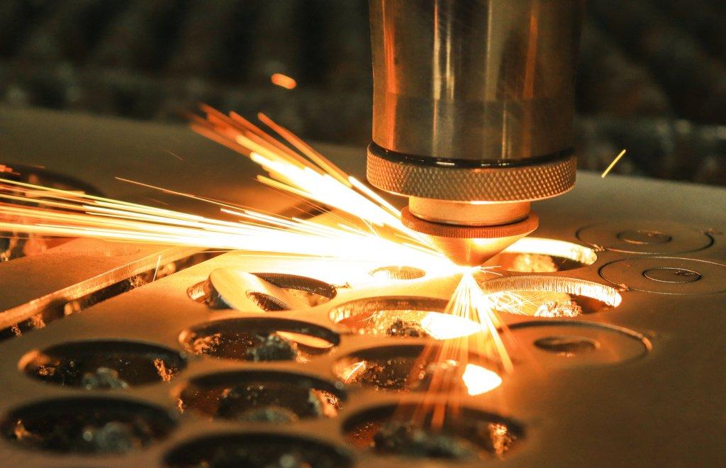 Sheet Metal Fabrication - Laser Cutting Machine