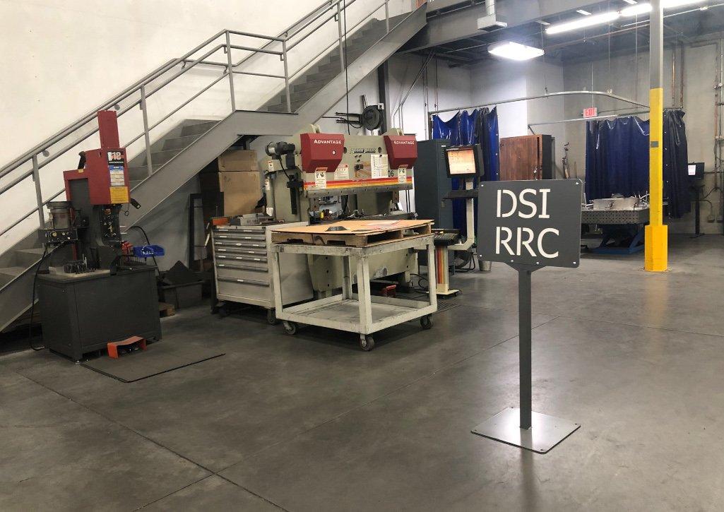 rapid response cell - metal fabrication rrc