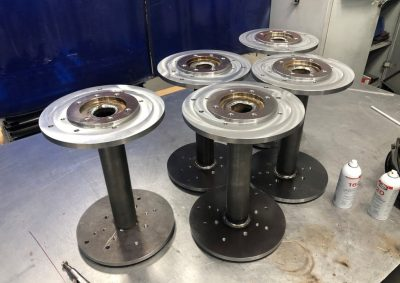 unique fabrication project